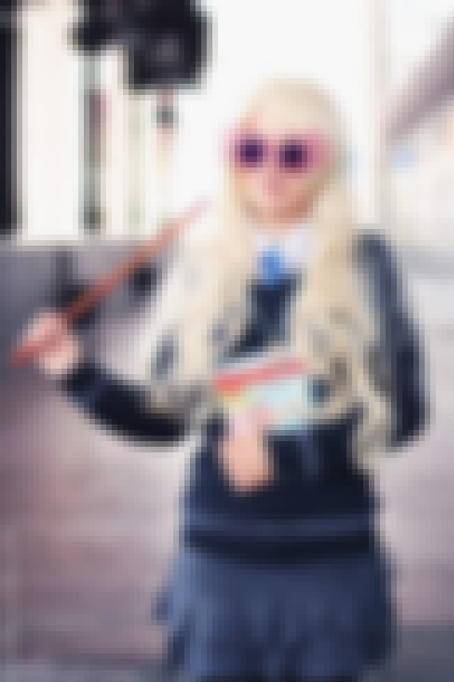 Luna Lovegood is listed (or ranked) 3 on the list Totally Magical Harry Potter Cosplay