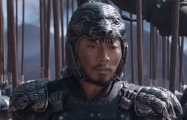 The Great Wall Made More... is listed (or ranked) 1 on the list Is The Great Wall The Future Of Cinema? Why Did It Fail At The US Box Office?