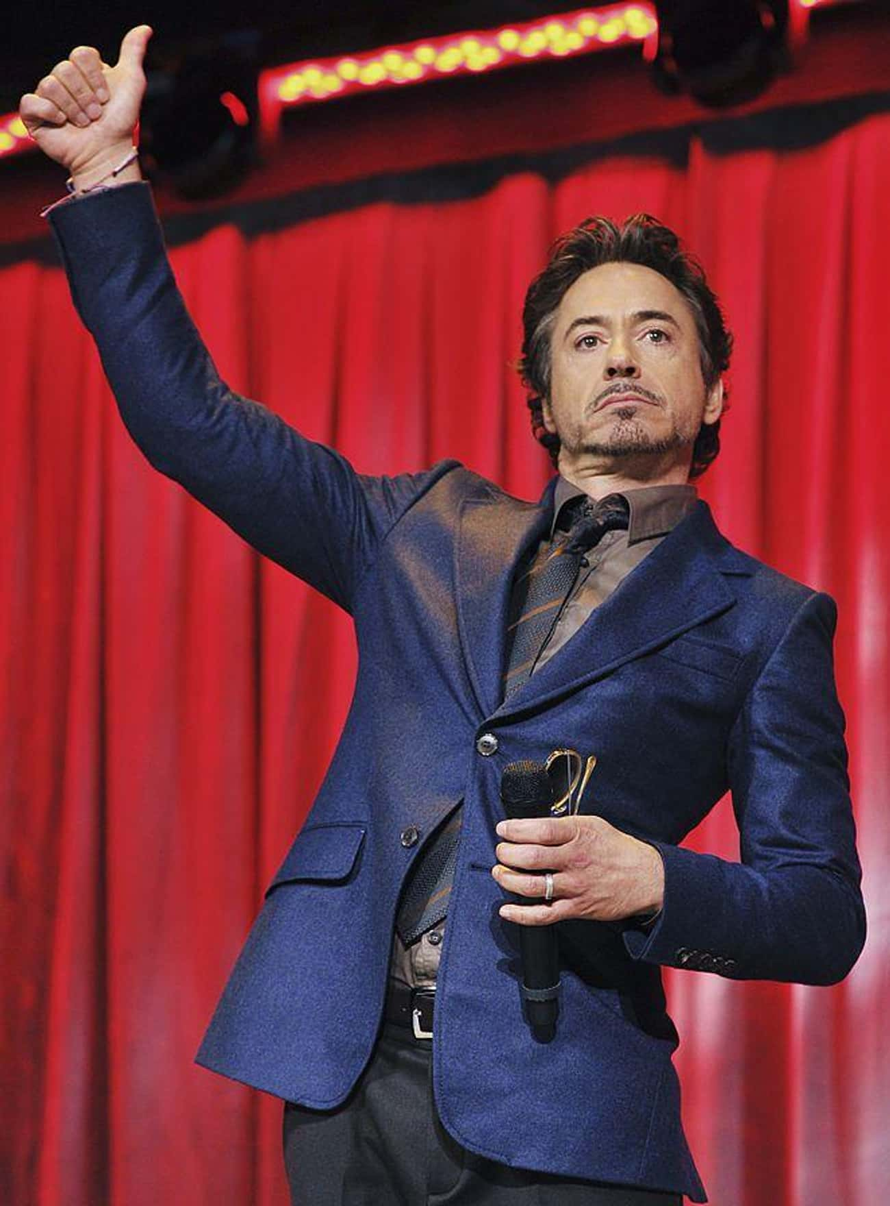 He Was Stopped By Police While is listed (or ranked) 3 on the list Buckwild And Horrifying Things Robert Downey Jr. Somehow Made It Through