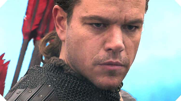 But Why Is Matt Damon In This?
