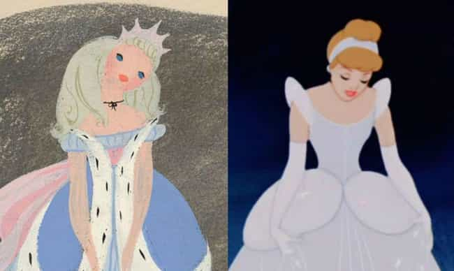 Cinderella's Style Certainly Evolved