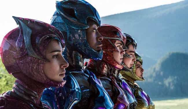 Mighty Multi-Cultural Ra... is listed (or ranked) 3 on the list The New Power Rangers Movie Is So Woke