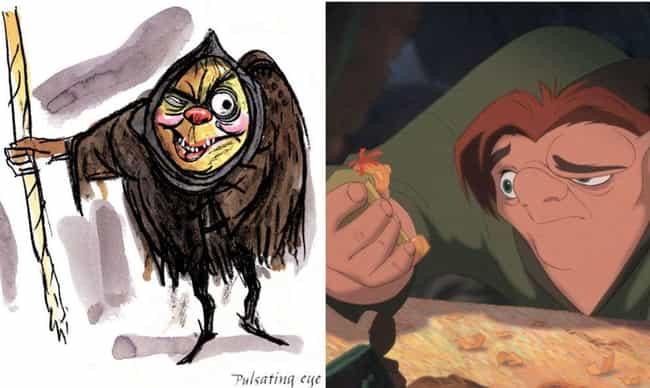 Quasimodo Is Unrecognizable