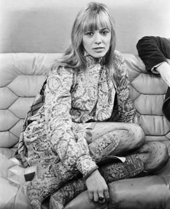 The Anita Pallenberg Rol... is listed (or ranked) 2 on the list Rock Stars You Didn't Realize Were Swapping Ladies All The Time