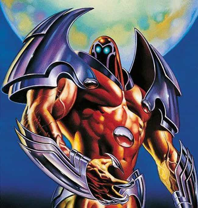 Onslaught's Pretty Big For... is listed (or ranked) 14 on the list 15 Of The Biggest Characters In Comic Books, Ranked From Smallest To Largest