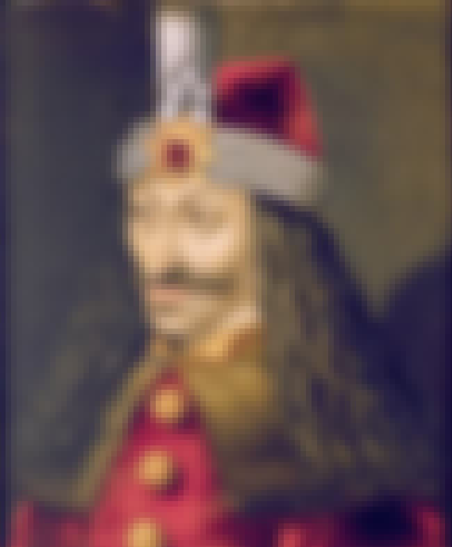Prince Vlad Dracula Was A Bloo... is listed (or ranked) 1 on the list 12 Historical Figures And True Stories That Directly Inspired Dracula