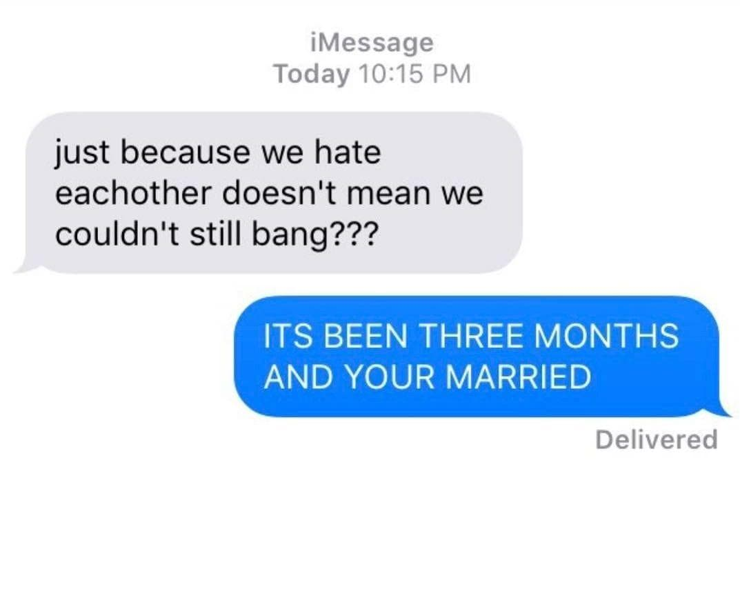 Random Hilarious Desperate Texts From Exes