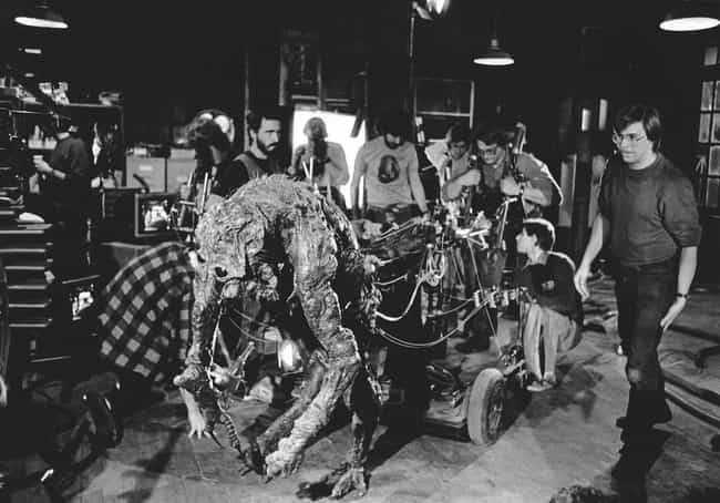 """""""The Fly"""" Used Some Ev... is listed (or ranked) 1 on the list Behind The Scenes Images Of Special Effects You Had No Idea Were Practical"""