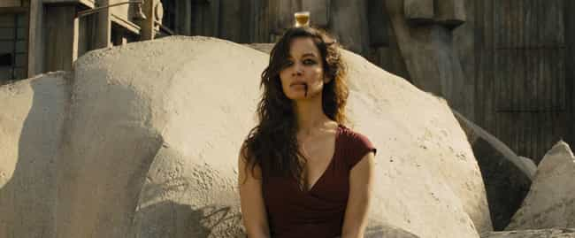Sévérine ... is listed (or ranked) 4 on the list Every Woman Who Has Died From Sleeping With James Bond