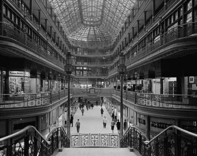 Shopping Malls is listed (or ranked) 4 on the list 15 Things Americans Love That Were Invented by Immigrants