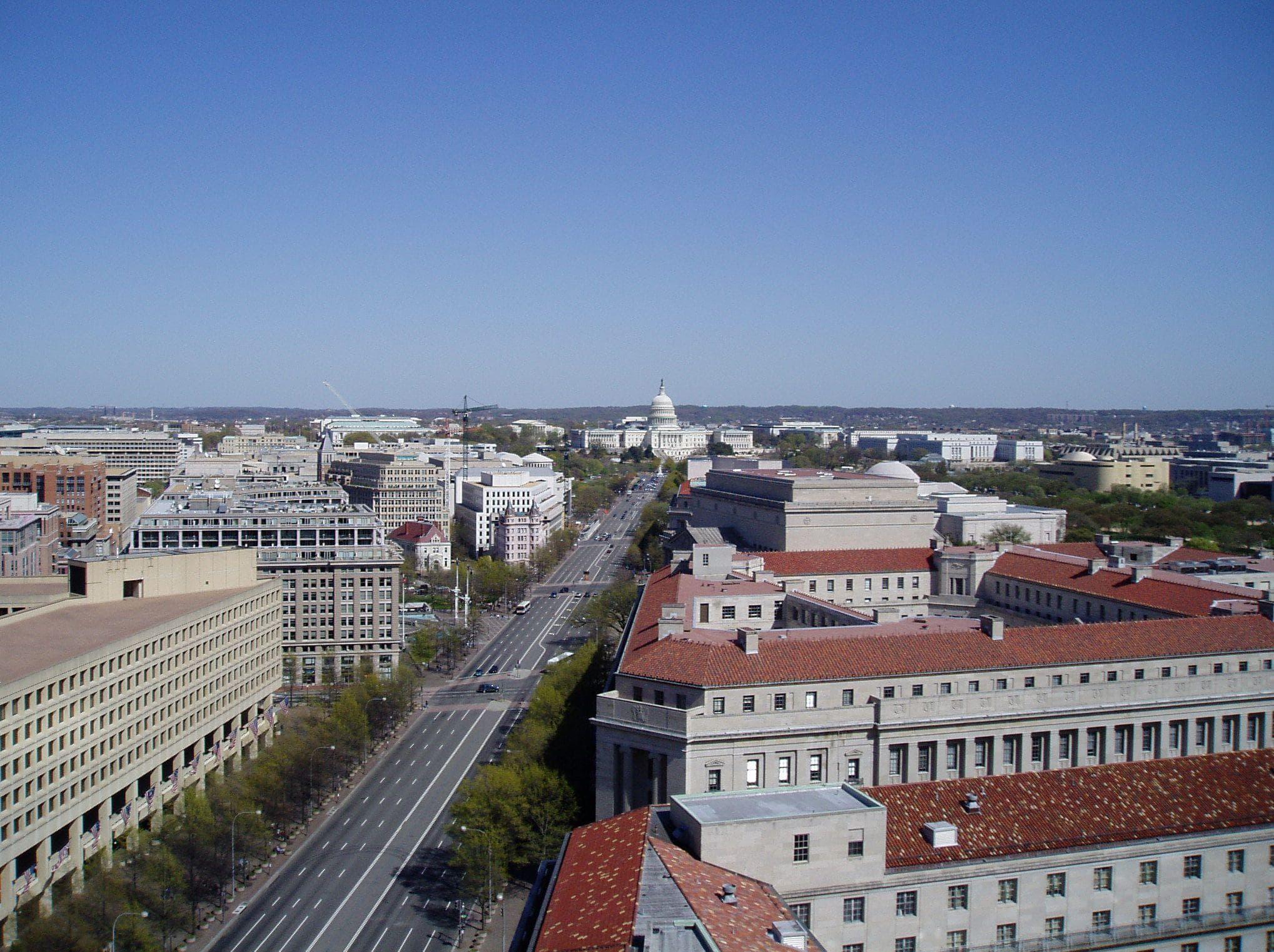 13 Secret Symbols Hidden In Plain Sight In Washington DC