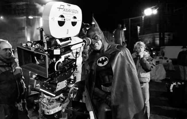 "Batman Directs, ""Batman&#3... is listed (or ranked) 2 on the list Behind-The-Scenes Photos Of Actors Just Chillin' In Their Costumes"