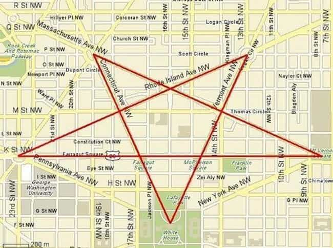 13 Secret Symbols Hidden In Plain Sight In Washington Dc