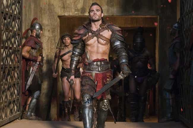 Gannicus's Confidence Ma... is listed (or ranked) 2 on the list Why Spartacus Is More Groundbreaking And Hardcore Than Game Of Thrones