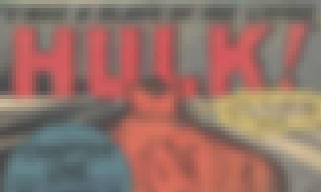 Orange Furry Metal Hulk is listed (or ranked) 3 on the list All The Colors The Hulk Has Been (And Why)