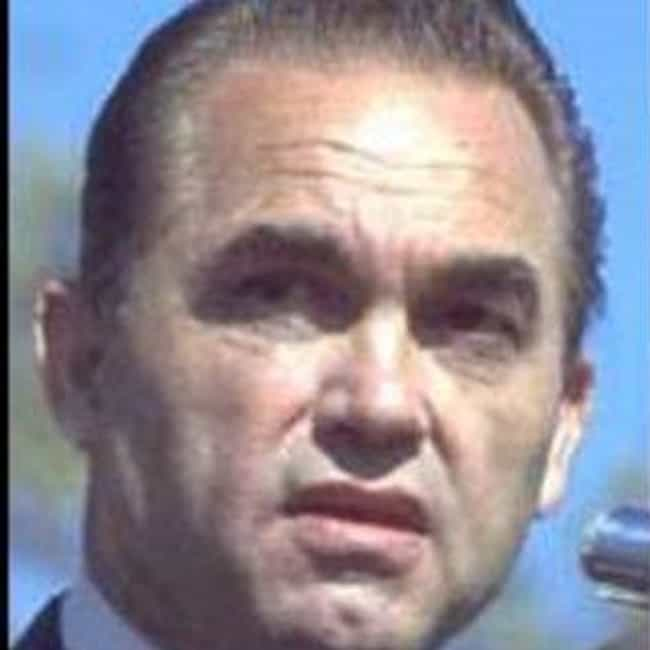 He Won The 1962 Governor... is listed (or ranked) 3 on the list Awful Facts About George Wallace, The Most Racist Politician In Modern History