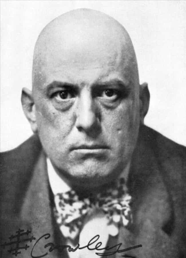 He Practiced Sex Magick - And ... is listed (or ranked) 1 on the list 22 Insane Facts About Aleister Crowley, Perhaps The Most Unique Person Ever