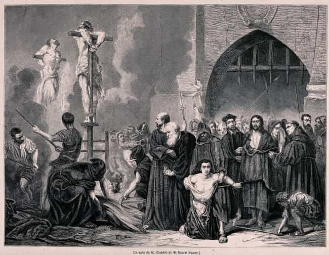 Things You Need To Know About Torture Ceremony Auto De Fe - Auto de