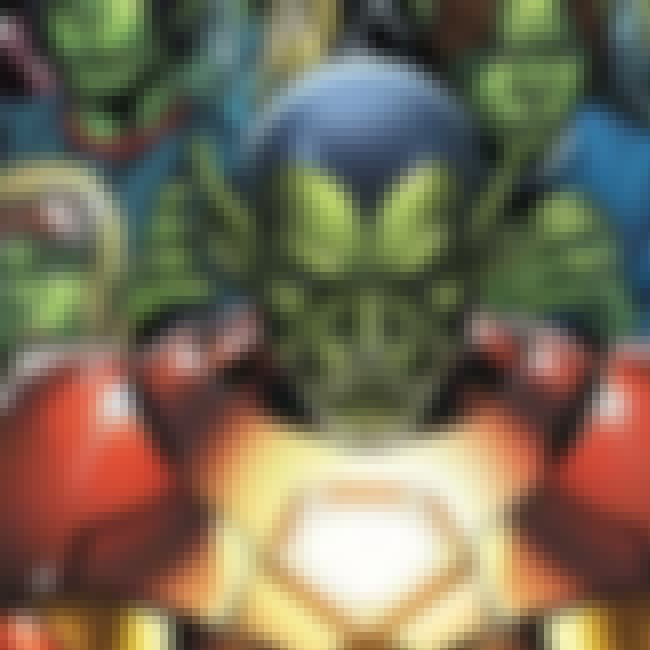 The Skrulls is listed (or ranked) 1 on the list 23 Terrifying Villains Who Haven't Shown Up In The MCU, But Could