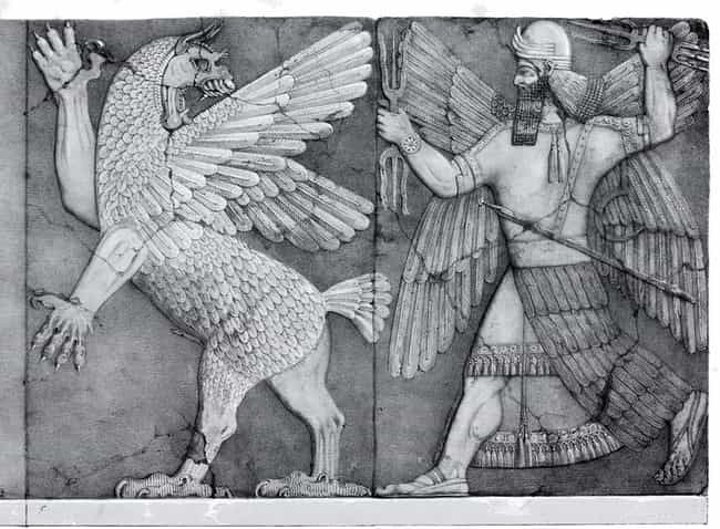The Mesopotamian Lamashtu Eats... is listed (or ranked) 3 on the list 11 Mythological Bloodsuckers From Around The World