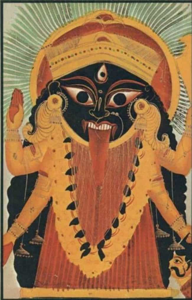 The Indian Vetala Reanim... is listed (or ranked) 4 on the list 11 Mythological Bloodsuckers From Around The World