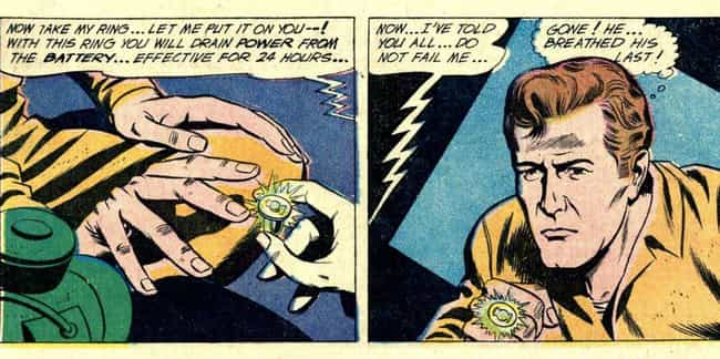 Hal Jordan Was The First Moder... is listed (or ranked) 2 on the list The Most Obscure Bits Of Green Lantern Mythology Explained