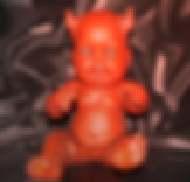 Devil Baby Dolls Are Vessels F... is listed (or ranked) 8 on the list 11 Super Haunting Cursed Dolls That Will Induce Nightmares