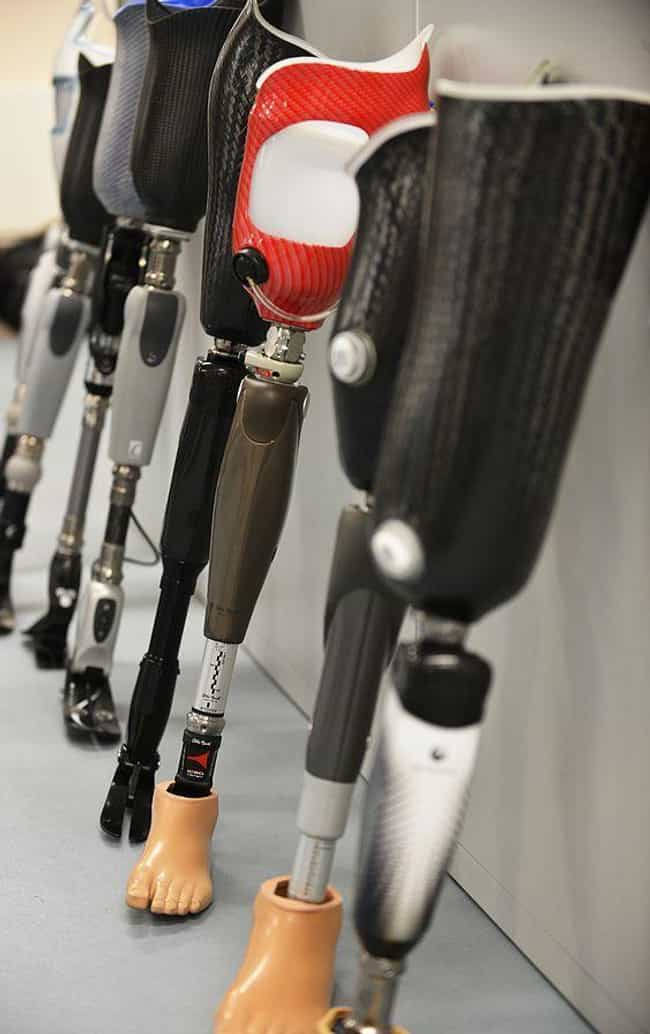 It Really Begins With Somethin... is listed (or ranked) 1 on the list How Do Bionic Prosthetics Work?
