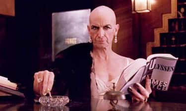 Season 5, Hotel: Liz Taylor is listed (or ranked) 1 on the list Every Character Played By Denis O'Hare On 'American Horror Story'