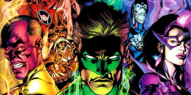 green lantern and mythology In honor of today's release of green lantern, i thought i'd take the time to sit down with you all and give you a little crash course on the mythology, terminology, and characters of this film.