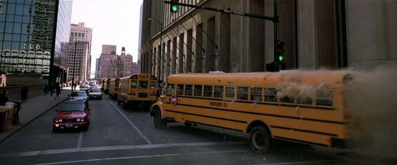 Gotham City's School Distr is listed (or ranked) 1 on the list Gaping Plot Holes You Won't Be Able To Unsee In The Dark Knight