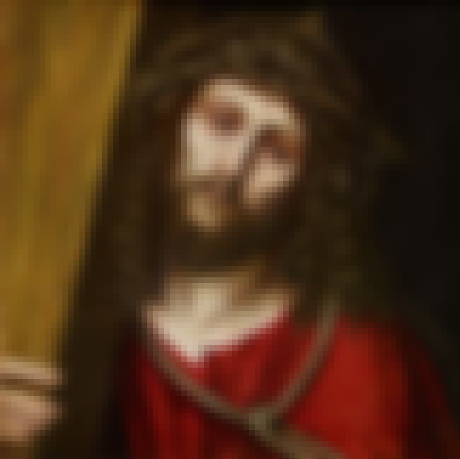 The Few Descriptions Of Jesus ... is listed (or ranked) 1 on the list Why Is Jesus Depicted As Being White?