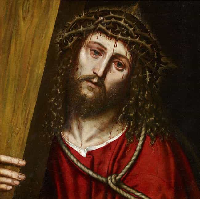 The Few Descriptions Of ... is listed (or ranked) 1 on the list Why Is Jesus Depicted As Being White?