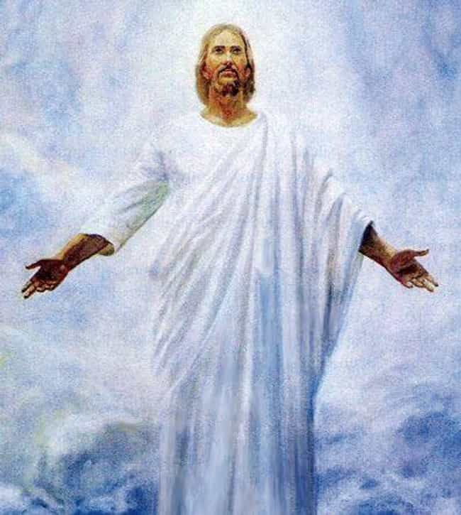 Whiteness Is Associated ... is listed (or ranked) 2 on the list Why Is Jesus Depicted As Being White?