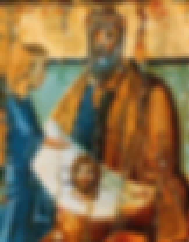 People Claimed To Have Visions... is listed (or ranked) 7 on the list Why Is Jesus Depicted As Being White?