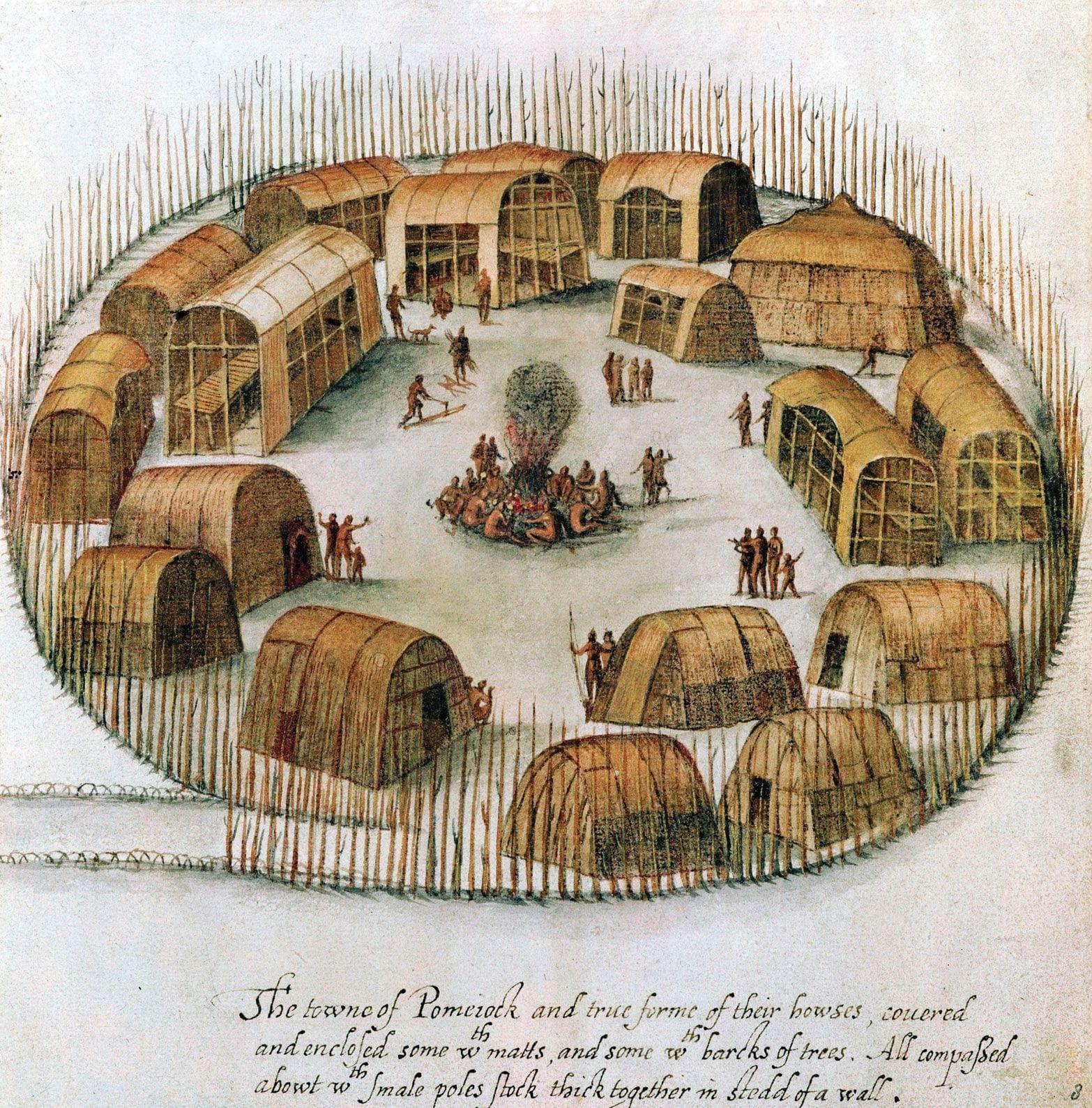Random Utterly Fascinating Theories Behind Vanishing Roanoke Colony
