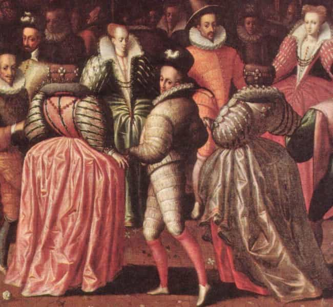There Were No Rules For Women ... is listed (or ranked) 4 on the list Navigating The Treacherous Straits Of Elizabethan Manners