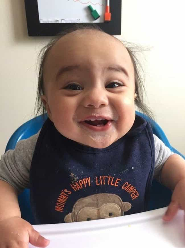 Baby DeVito, Love Your W... is listed (or ranked) 3 on the list Babies Who Look Like Middle-Aged Men