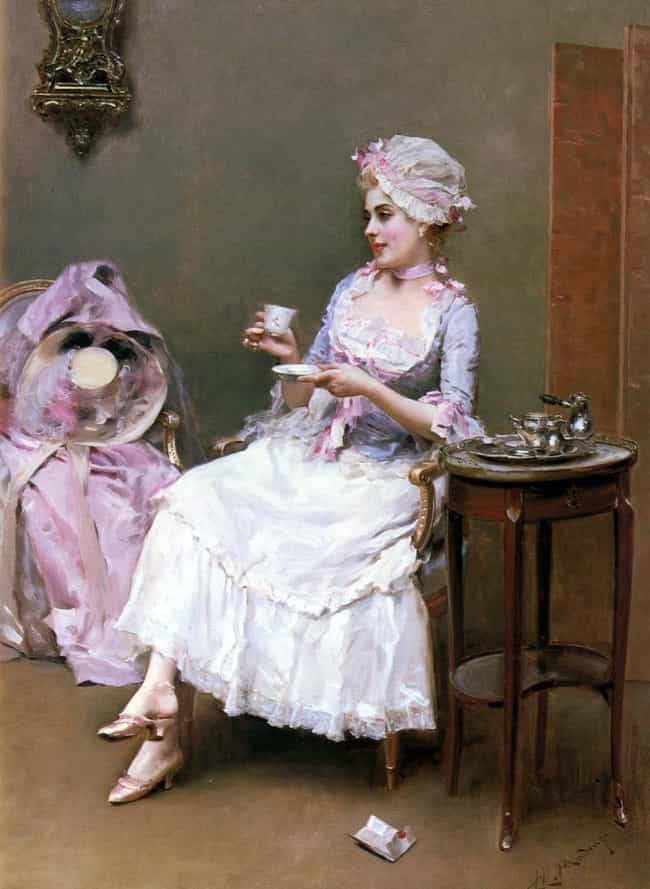 Marie Antoinette Drank H... is listed (or ranked) 1 on the list 15 Totally Frivolous Foods The French Upperclass Ate While The Peasants Starved