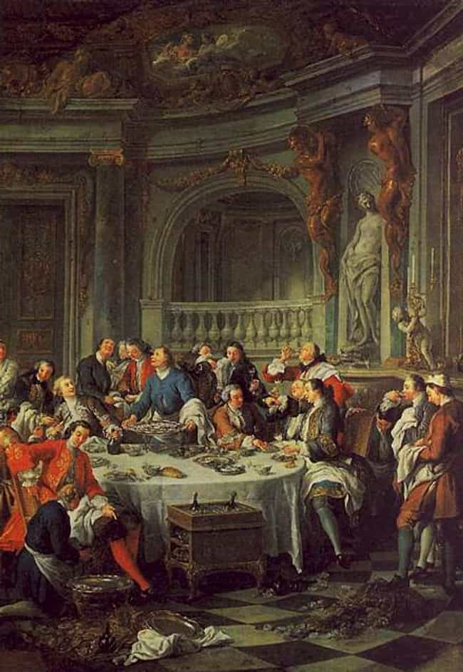 Oysters Were Worth Dying... is listed (or ranked) 3 on the list 15 Totally Frivolous Foods The French Upperclass Ate While The Peasants Starved
