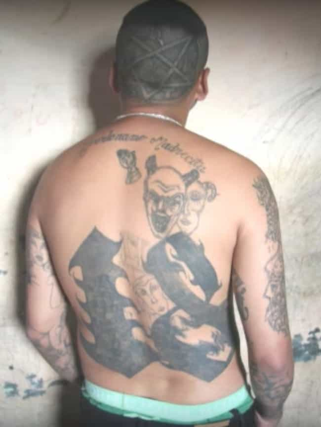 Cartel Tattoos And The Meanings Behind Them
