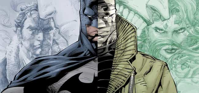 Hush is listed (or ranked) 4 on the list 16 Essential Comic Books For Newcomers To Really Understand Batman