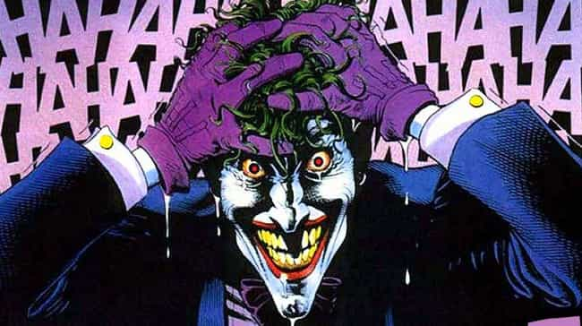 The Killing Joke is listed (or ranked) 3 on the list 16 Essential Comic Books For Newcomers To Really Understand Batman