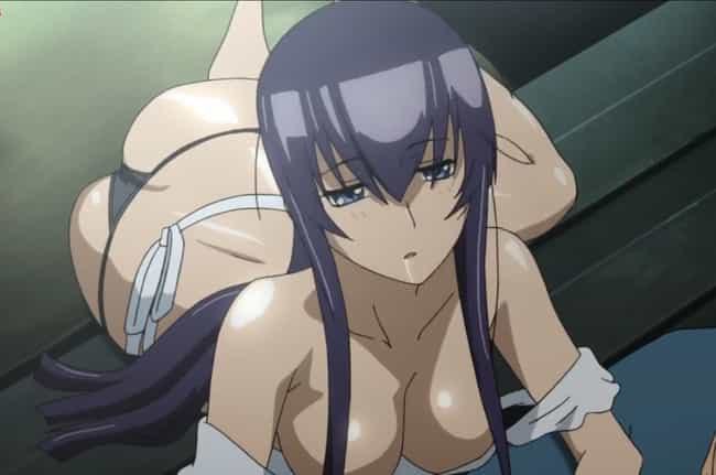 Saeko Says Good Morning ... is listed (or ranked) 4 on the list The Most Blatant Fan Service Moments On Highschool Of The Dead