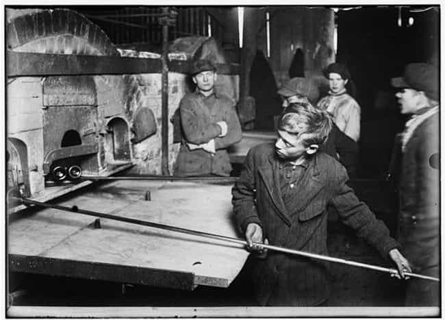 Children Worked In The M... is listed (or ranked) 4 on the list 10 Brutal Facts About How Horrible Life Was In The Pittsburgh Steel Mills