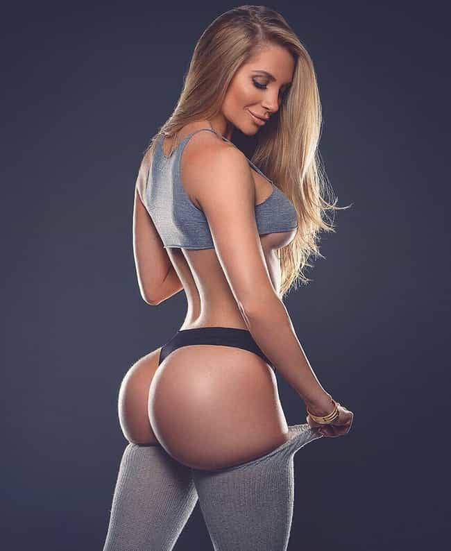 The Hottest Amanda Lee Pictures
