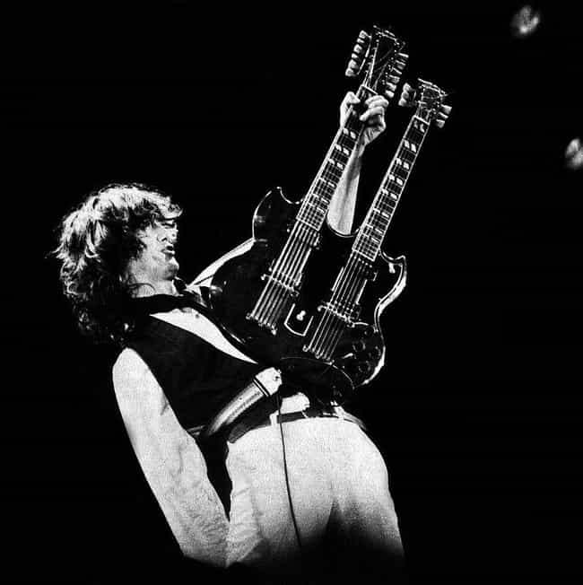 Jimmy Page Donned A Nazi Unifo... is listed (or ranked) 1 on the list Infamous Stories From Led Zeppelin's Heyday Most Fans Don't Talk About