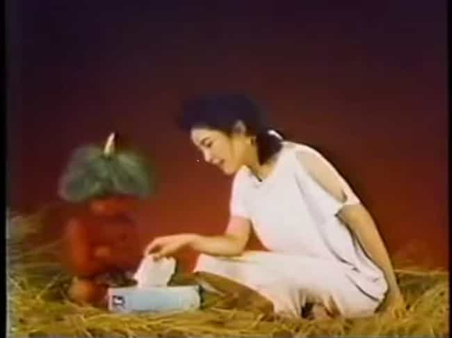 Viewers Complained After The K... is listed (or ranked) 1 on the list The Truth About The Creepy Cursed Kleenex Commercial From Japan