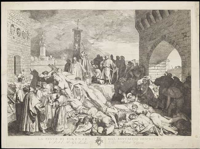The Blame Game Began Wit... is listed (or ranked) 2 on the list Tragic Ways The Black Death Put A Curse On The Jews