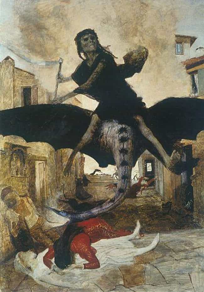 The Plague Was Gruesome Enough... is listed (or ranked) 1 on the list Tragic Ways The Black Death Put A Curse On The Jews